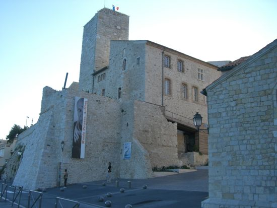 Musée Picasso i Antibes