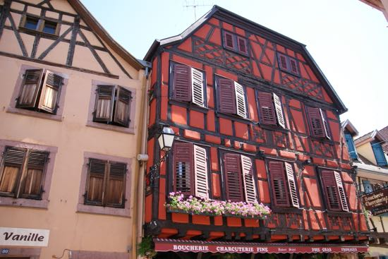 Huset Siedel House i Ribeauville