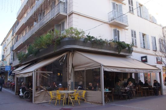 Restaurant Da Laura i Cannes